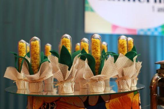 como fazer lembrancinha tubetes festa junina caipira decoracao mesa doces 2