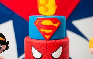 10 ideias decoracao festa aniversario meninos liga justica vigadores 8