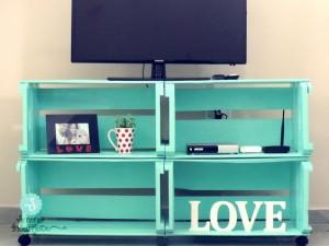 ideias reciclagem caixote estantes decoracao casa sala cozinha 7