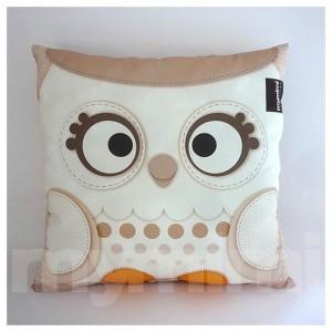 10 ideias criativas almofadas corujinha tecido feltro decoracao casa sala quarto
