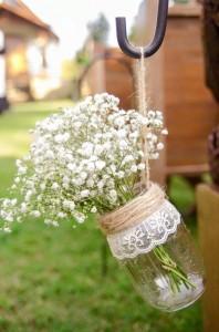 10 ideias de reciclagem potinhos de vidro flores decoracao casa festas casamento cha de bebe aniversario batizado