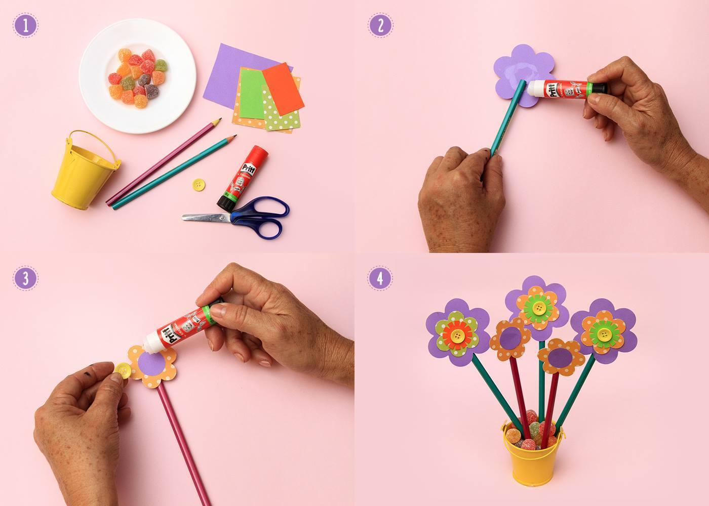 10 ideias lembrancinha dia das criancas escola florzinha