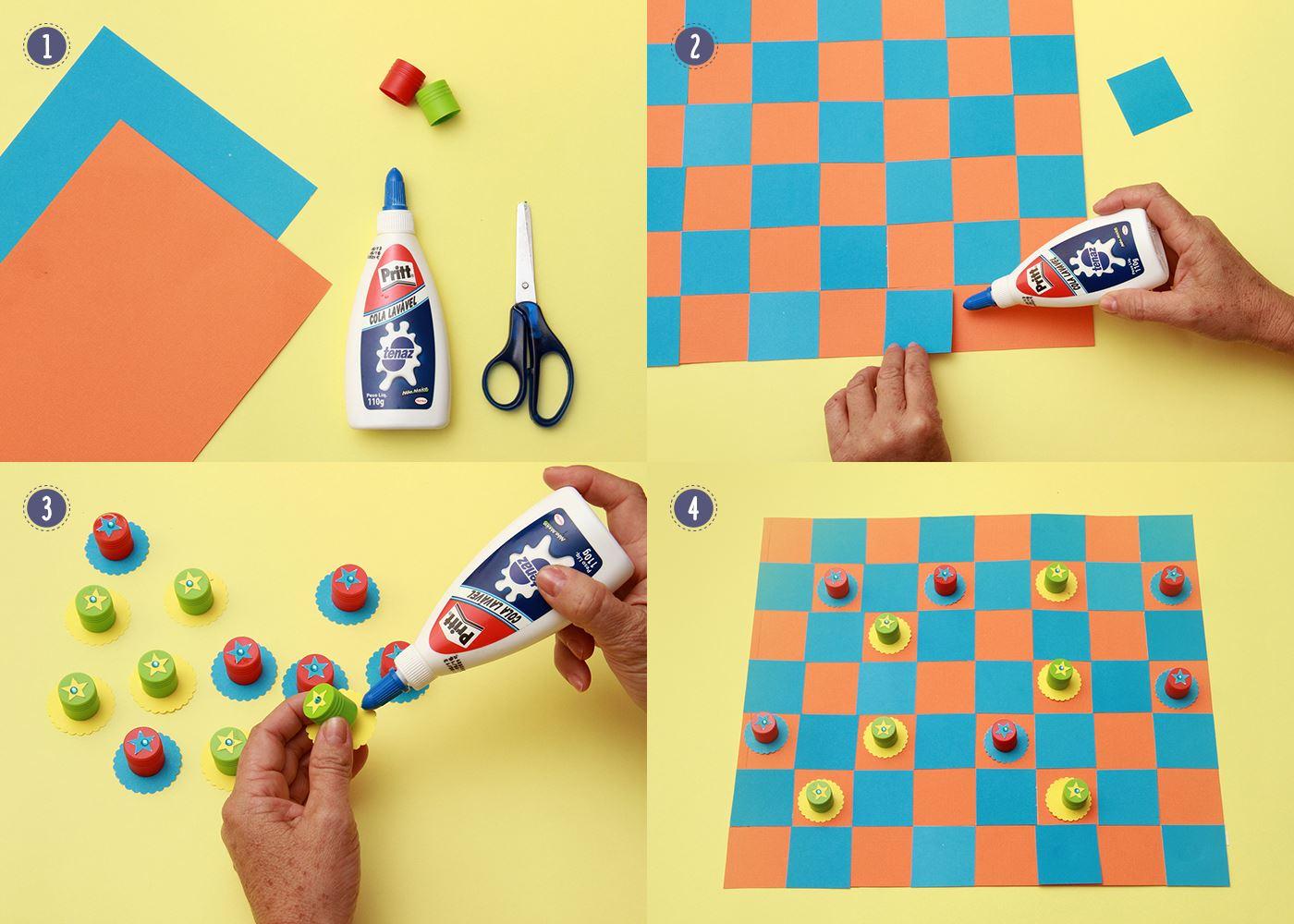10 ideias lembrancinha dia das criancas escola jogo da velha