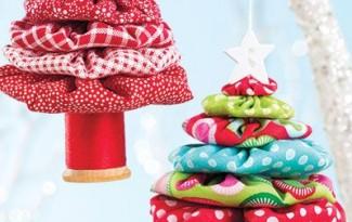 12 ideias enfeites decoracao natal casa arvore natal 4