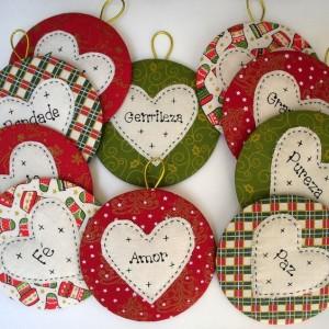 12 ideias enfeites decoracao natal casa arvore natalina