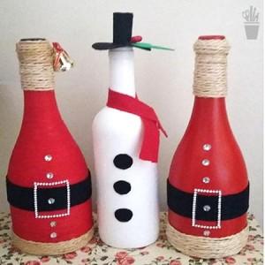 12 ideias enfeites decoracao natal casa mesa jantar ceia natalina 1