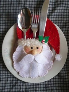 12 ideias enfeites decoracao natal casa mesa jantar ceia natalina