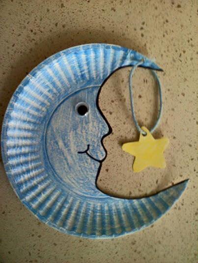 artesanato pratos descartavel atividade criancas escola artes 5