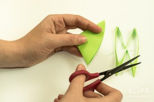como fazer mini arvore natal papel origami 9