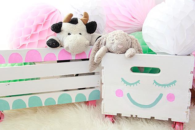 como guardar brinquedos das criancas caixote feira decoracao quarto 1