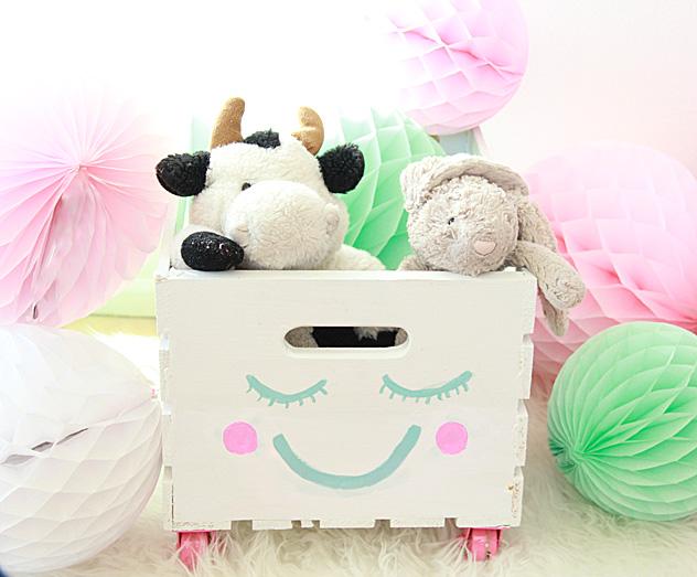 como guardar brinquedos das criancas caixote feira decoracao quarto 2