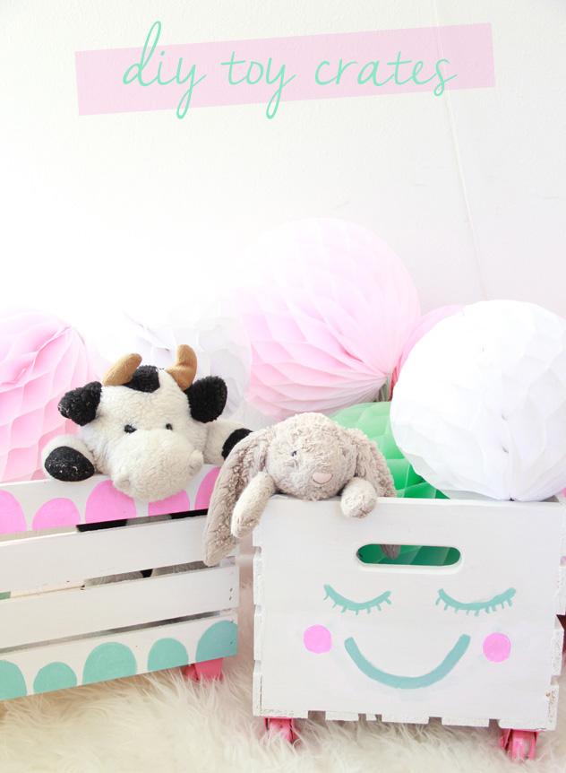 como guardar brinquedos das criancas caixote feira decoracao quarto