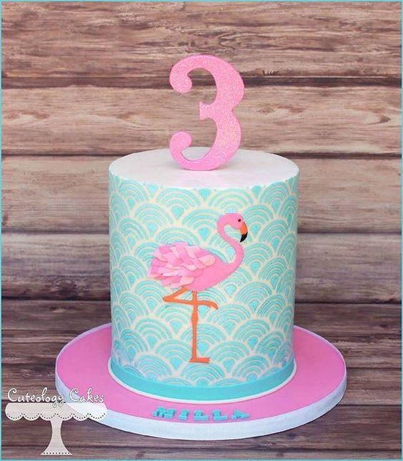 ideias decoracao festa tema flamingos aniversario cha cozinha cha bar 3