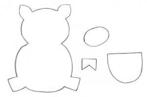 melhores ideias lembrancinha porta guloseimas dia das criancas caixinha leite EVA recicalgem porquinho 1