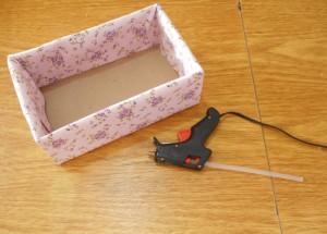 passo a passo organizador cintos dica organizacao quarto guarda roupa caixa de sapato reciclagem 3
