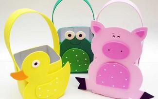 melhores ideias lembrancinha porta guloseimas dia das criancas reciclagem caixinha leite EVA recicalgem