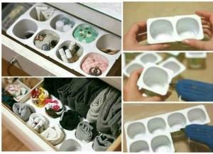 15 ideias criativas reciclagem pote iogurte 6