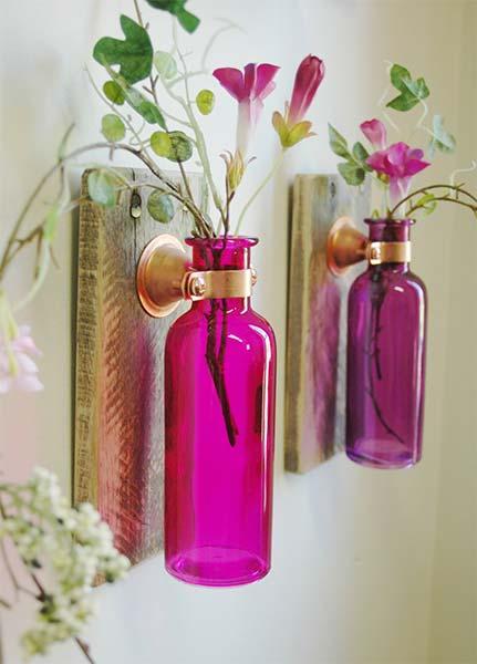 decoracao casa garrafa vidro reciclagem 004