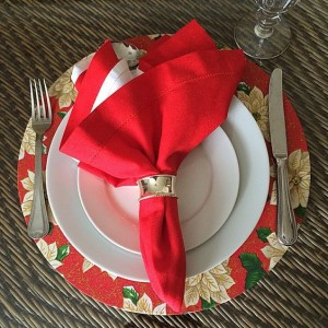10 modelos porta guardanapo natal decoracao mesa ceia natalina 1