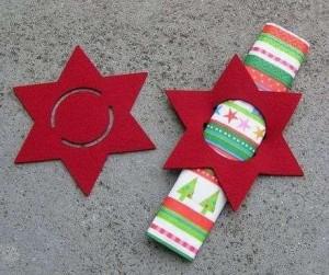 10 modelos porta guardanapo natal decoracao mesa ceia natalina