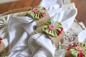 10 modelos porta guardanapo natal decoracao mesa ceia natalina 4