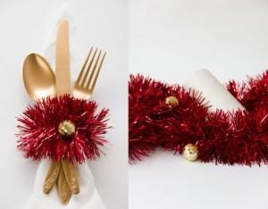 10 modelos porta guardanapo natal decoracao mesa ceia natalina 6