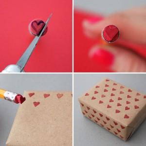 14 modelos criativo embrulho embalagem presente natal aniversario dia das maes 1