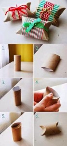 14 modelos criativo embrulho embalagem presente natal aniversario dia das maes 11