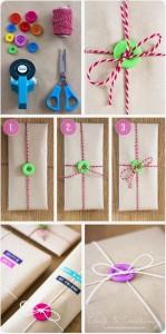 14 modelos criativo embrulho embalagem presente natal aniversario dia das maes 12