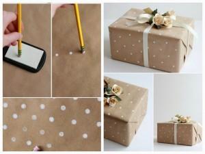 14 modelos criativo embrulho embalagem presente natal aniversario dia das maes