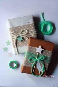 14 modelos criativo embrulho embalagem presente natal aniversario dia das maes 9