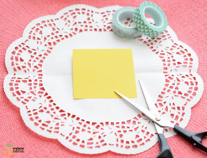 como fazer cestinha papel doilies toalhinha rendada decoracao festa aniversario casamento batizado 2
