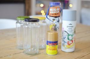 como fazer pote vidro decorado animais decoracao casa 2