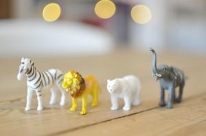 como fazer pote vidro decorado animais decoracao casa 3