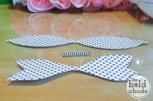como fazer laco papel lembrancinha sacolinha presentes aniversario 1