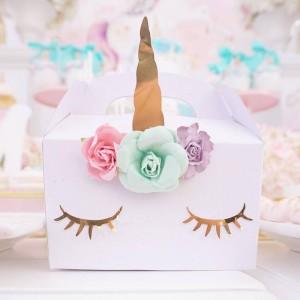 15 ideias decoracao festa aniversario unicornio festa infantil meninas 12