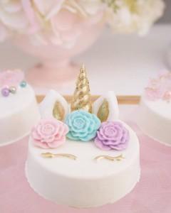 15 ideias decoracao festa aniversario unicornio festa infantil meninas 14