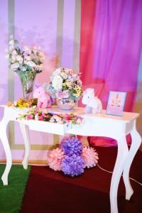 15 ideias decoracao festa aniversario unicornio festa infantil meninas 2