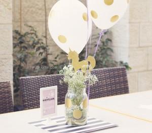 15 ideias decoracao festa aniversario unicornio festa infantil meninas 8