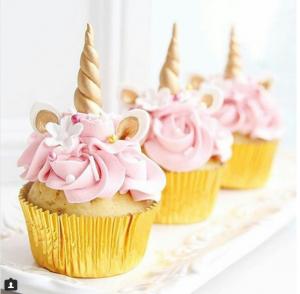 15 ideias decoracao festa aniversario unicornio festa infantil meninas 9