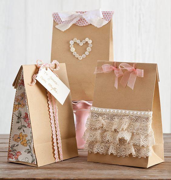 6 ideias lembrancinha porta guloseimas festa aniversario cha bebe batizado feito de papel 4